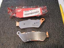 PASTILLAS FRENO FRENTE Almohadillas ORIGINAL HONDA SLR 650 ,FX 650 06455-mak-003