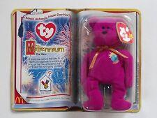 "Ronald McDonald's House Charities Collectable ""Millennium"" Ty Bear ... 1999!!"