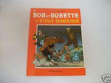 BD Bob et Bobette - N°218 - L'Etoile Diabolique - EO - Vandersteen