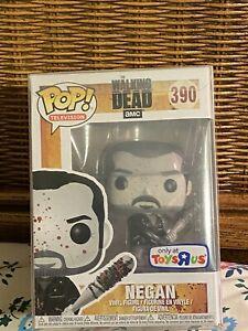 Funko Pop Walking Dead Negan Toys R Us Exclusive