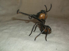 New listing Rock Ant Yard Art Decorations With A Horn