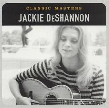 Classic Masters by Jackie DeShannon MINT CD, Mar-2002, Capitol/EMI Records)