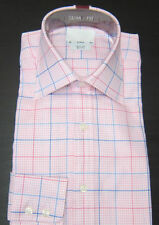 T.M.Lewin Button Cuff Formal Shirts for Men