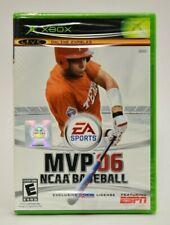 MVP 06 NCAA Baseball (Microsoft Xbox, 2006) NEW