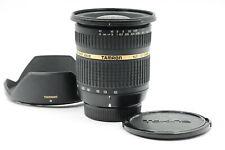 Tamron B001 AF 10-24mm F3.5-4.5 SP Di II LD ASPH IF Lens Nikon #543