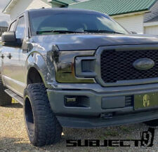 18 19 20 Ford F-150 precut HEADLIGHT tint vinyl smoked covers $5 refund avail