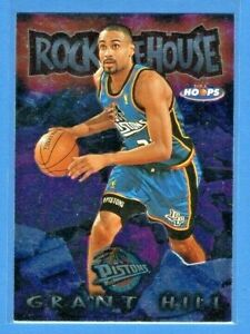 Grant Hill 1997-98 NBA Hoops - Rock The House #3RTH