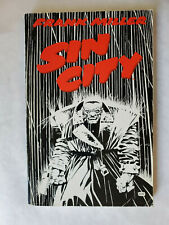 First Edition 1992 Frank Millers Sin City Dark Horse Comics Graphic Novel Rare