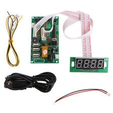 JY-18 Coin Operated USB Timer Board + Separate LCD Display for Vending Machine