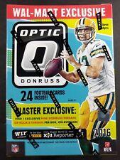 2016 PANINI Donruss OPTIC Football Blaster Box  Wentz Prescott Goff RC?