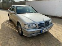 1999 Mercedes-Benz C200 Classic Automatic W202 - 48000 Full Service History
