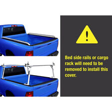 For 2004-2018 Ford F-150, 5.5' Short Bed Roll Up Soft Tonneau Cover