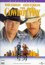 The Cowboy Way [DVD, NEW] FREE SHIPPING