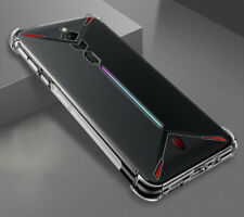 For ZTE Nubia Red Magic 3S 3 Case Shockproof Clear Crystal Soft Gel TPU Cover