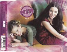 M2M Don't Say You Love Me | Maxi-CD Marit Larsen Marion Raven