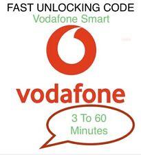 Unlocking Code FAST Vodafone Smart TURBO7✅Smart Mini7✅Smart First Speed✅