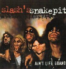 SLASH 'S SNAKEPIT - Aint life grand (2000 Koch records cd)