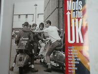 VARIOUS Mods In The UK LP 2015 new mint sealed vinyl