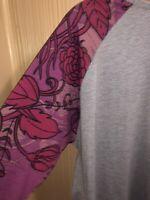 Women's Plus Size LuLaRoe Randy Shirt Size 2XL