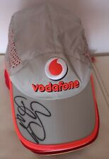 Jenson Button F1, World Champion original signed McLaren baseball cap KID