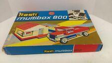 Rare 1966-1967 Rasti Multibox 800 Building Set Lego Argentina (Hard To Find)