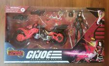 G.I. Joe Classified Baroness with Cobra C.O.I.L. Vehicle Target Exclusive MISB