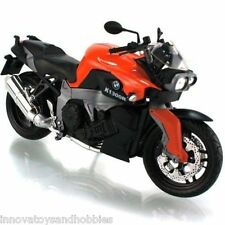 MZ Licensed BMW K1300R 1:12 Scale Die-cast Motorbike Collectible Model Toy