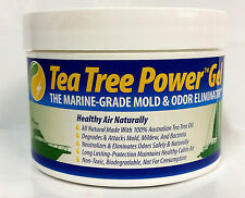 Tea Tree Power Oil GEL Air Purifier Mold Mildew Bacteria Boat Camper 8oz 770203