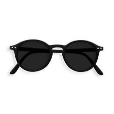IZIPIZI / see concept sun & sun reading #D Black Sonnenbrille / Lesebrille