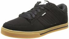OSIRIS MEN PROTOCOL SKATEBOARDING SHOES 1293-141 BLACK/WHITE/GUM