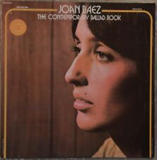 33t Joan Baez - The Comtemporary Ballad Book (2 LP) - 1974