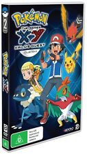 Pokemon Season 18: XY Kalos Quest - Collection 2  DVD $23.99
