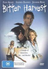 DVD Bitter Harvest (1993) - Patsy Kensit, Stephen Baldwin, Jennifer Rubin
