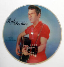 RAL DONNER 45 Rip It Up PICTURE DISC 1979 STARFIRE lbl 50's ROCKABILLY e1335