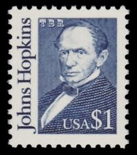 VF 2194c Johns Hopkins $1 Tagging Omitted Error Great Americans MNH - Buy Now