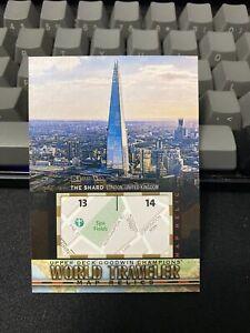 Goodwin Champions World Traveler London The Shard Pack Fresh MINT