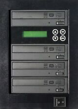 NEW! MediaStor #a21 Karaoke 1-3, 1 to 3 Target CD+G & DVD Duplicator Replication