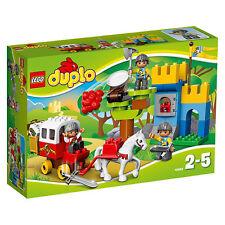 LEGO Duplo Schatzraub 10569 NEU OVP 2-5 Jahre Ritter Burg Selten