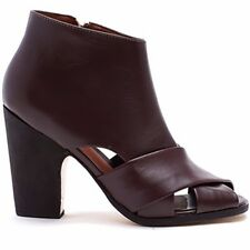 Rachel Comey - Rules Boot - Clove Leather - Size 7.5