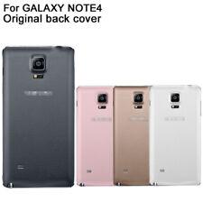 Cubierta de Batería Trasera para Samsung Galaxy Note 4 N9100 N9108 N910U N910F Carcasa Funda
