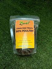 2x Grain Free Training Treats 80% Poultry Dog Treats 500g
