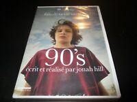 """DVD NEUF """"90'S"""" Lucas HEDGES / de Jonah HILL"""