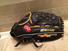 Rawlings Renegade Rs135 13.5� Softball Glove Right Hand Throw
