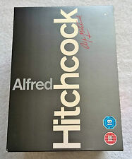 Hitchcock Complete (DVD, 2005, Box Set) - Alfred Hitchcock Complete Box Set