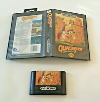 Quackshot Starring Donald Duck - SEGA Megadrive Genesis Game - UK PAL