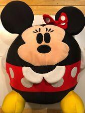 New listing Large Minnie Mouse Round Beanie Ball Plush Toy, Walt Disney World