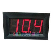DC 3.2V to 30V Digital Voltmeter Voltage Panel Meter For 6V 12V Electromobile Mo