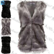 Unbranded Faux Fur Wrap Coats & Jackets for Women