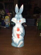 Bugs Bunny Rabbit Soaky Vintage Shampoo Topper Warner Brothers Colgate Palmolive