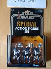 Star Wars The Vintage Collection Clone Wars 501st Legion Arc Trooper - In Hand